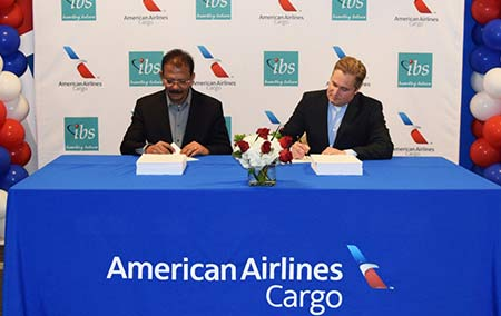 American Airlines Cargo Modernizing Technology For The Future Ibs